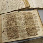 Presentació de la restauració i digitalització de llibres d'actes de la Sang de Tarragona