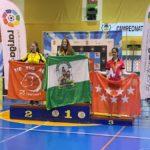 Doble medalla per al Club de Tir amb Arc Constantí en el Campionat d'Espanya Júnior