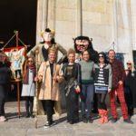 La Bóta, el Ninot i la Ninota marquen l'inici del Carnaval