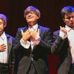 L'humor i la música de Tenors esdevé tot un èxit al Morell