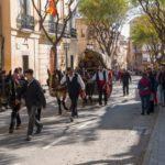Constantí celebra la XXXII edició dels Tres Tombs