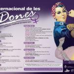 Vandellòs i l'Hospitalet de l'Infant celebrarà el Dia Internacional de les Dones amb un ventall d'actes