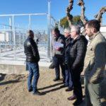 Les obres de millora del camp de futbol de Salou s'enllestiran en un parell de mesos