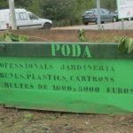 Es posa en marxa un nou sistema de recollida de les restes vegetals a Roda de Berà
