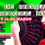 Creixell es prepara per a la celebració del Día de Andalucía