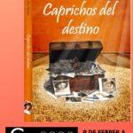 Creixell presenta el llibre «Caprichos del Destino»