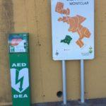 Riudecanyes finalitza la instal·lació de la xarxa de desfibril·ladors al municipi