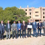 La Diputació ratifica al Ple la proposta d'intervenció a la Savinosa i la lliura a l'Ajuntament