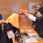 Xavier Prats, alt funcionari de la CE, és investit doctor honoris causa per la URV
