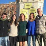 Tres dones encapçalen la llista de la CUP de Tarragona a les eleccions municipals