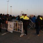 Reobert l'accés al Port de Tarragona i concentració a la plaça Imperial Tàrraco