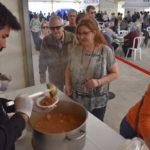 Èxit de públic aquest diumenge per degustar els «Ranxets, la cuina de Torredembarra»