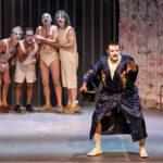 Rhum & Cia porta el circ de Rhumans a l'escenari del Teatre Auditori del Morell