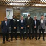 L'alcalde de Salou dona la benvinguda als assistents del Saló Construïm Futur