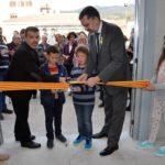 S'inauguren les obres del nou Gimnàs del CEIP Sant Mateu de Riudecanyes
