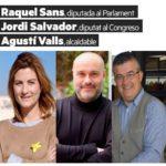Agustí Valls serà l'alcaldable d'ERC a la Pobla de Mafumet