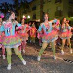 La gresca, la disbauxa i el color, protagonistes de l'esplèndid Carnaval de Roda de Berà