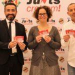 """El projecte """"BBVA CX Junts Creixem!"""" porta els participants del Cros Cèsar August al Nàstic – Albacete"""