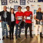 El Nàutic Cambrils celebra el triomf de Jordi Xammar a la Mallorca Sailing Center Regatta