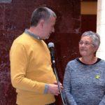 ERC Tarragona lliura el XIII premi Montserrat Bertran, en commemoració al Dia de la Dona