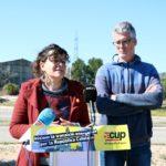 La CUP denuncia el pacte de l'Estat amb les elèctriques per allargar la vida de les nuclears