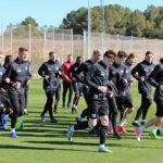Stage nòrdic de primera divisió al Complex Esportiu Futbol Salou