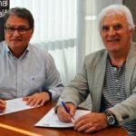 L'Ajuntament de Roda de Berà i el FIC-CAT signen el conveni de col·laboració