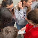 La URV col·labora en la formació de professorat i l'organització del projecte de georeferenciació mEdu Tarraco