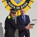 La Policia Local de Roda de Berà rep una menció de REACT