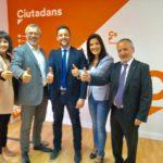 C's confirma llistes a Tarragona, La Canonja, La Pobla de Mafumet, El Morell, El Catllar i Els Pallaresos