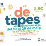 Arriba la setena edició del 'de tapes' de Torredembarra