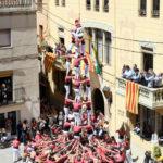 Riudoms s'estrena com a plaça castellera