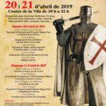 Creixell es prepara per celebrar el VIII Mercat Medieval el pròxim 20 i 21 d'abril