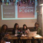 """Carla Aguilar: """"Els resultats de l'enquesta donen una valoració negativa de la ciutat"""""""
