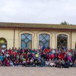 Més de 300 persones participen de la caminada de germanor fins a Tarragona