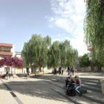Les obres de la plaça Miramar, amb el consens de veïns i comerciants, començaran després de l'estiu