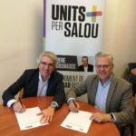 Marc Montagut, candidat del PDCAT a Salou, s'adhereix a la candidatura de Pere Granados