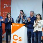 Sergio del Campo (Cs): «Ciutadans és el futur d'Espanya, de Catalunya i de Tarragona»