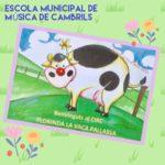 L'Escola Municipal de Música de Cambrils ofereix a les escoles l'espectacle «La Vaca Florinda»