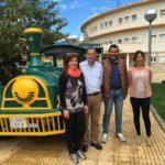 Vandellòs i l'Hospitalet de l'Infant i Mont-roig del Camp compartiran el trenet turístic aquest estiu