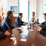 Parcs Químics realitzarà el servei de prevenció, control i extinció d'incendis del Port de Tarragona