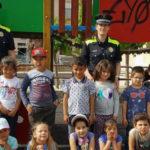Els alumnes de l'Escola Salvador Espriu aprenen Educació Viària de la mà de la Policia Local
