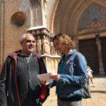 La CUP vol una consulta ciutadana per decidir si l'Església ha de seguir exempta de pagar IBI