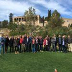 Tècnics mediambientals avaluen la futura ampliació del camp de golf Costa Daurada