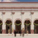 'Fòrum' recrea la història de la plaça Major de fa 2.000 anys