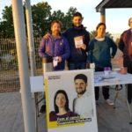 L'EINA d'Altafulla comença la campanya electoral matinant
