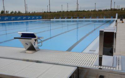 La piscina Sylvia Fontana facilitarà l'ús a clubs i col·legis de la ciutat
