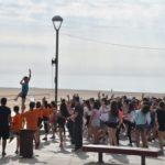 IV Jornades esportives a la platja de Torredembarra en el marc del Pla Educatiu d'Entorn