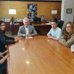 Granados rep als quatre guanyadors de les propostes dels pressupostos participatius
