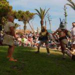 """""""Els Gladiadors. Les estrelles de l'Antiguitat"""", a càrrec de la companyia Tarraco Lvdvs d'Altafulla"""